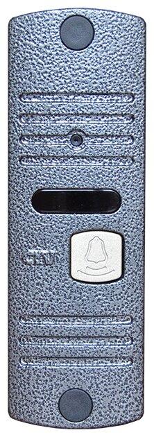 Вызывная (звонковая) панель на дверь CTV D10NG серебристый антик