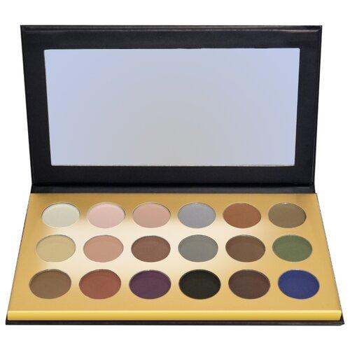 Magruss Палетка теней Professional Eyeshadow Palette 2 magruss multi active day super