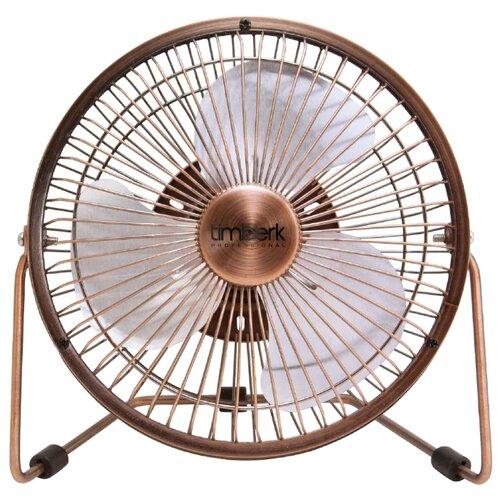 Настольный вентилятор Timberk TEF F6 FN5 bronze