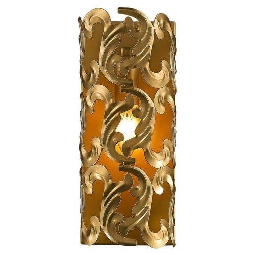 Настенный светильник Favourite Dorata 1469-1W, 40 Вт настенный светильник favourite batun 2020 1w 40 вт