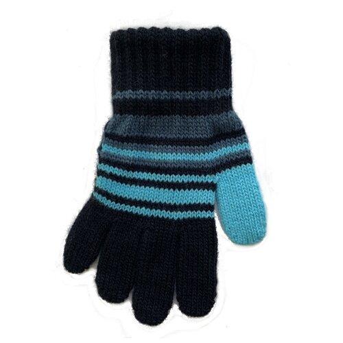 Перчатки Margot Bis размер 14, темно-синий серьги kameo bis kameo bis mp002xw021vs