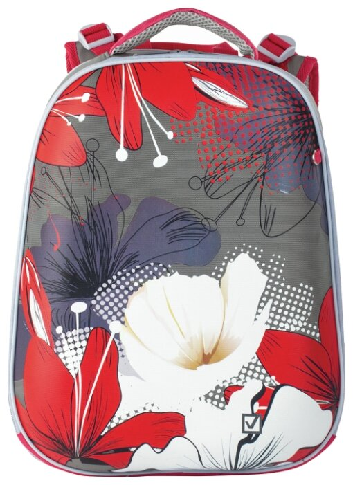 BRAUBERG Рюкзак Extra Цветы (227845)