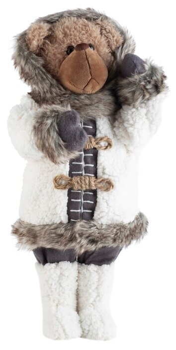 Фигурка KARLSBACH Медведь мальчик 68 см