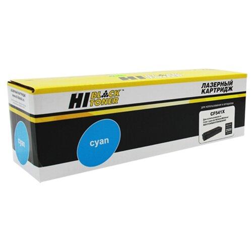 Фото - Картридж Hi-Black HB-CF541X, совместимый картридж hi black pgi 425 pgbk совместимый