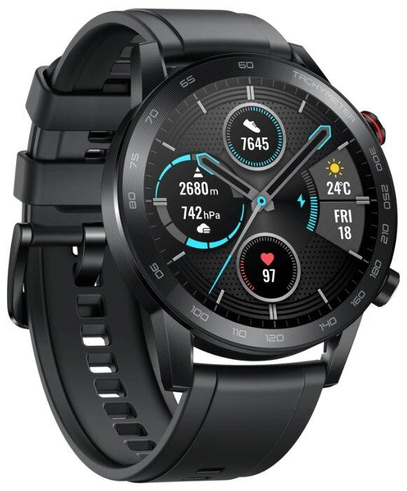 Умные часы HONOR MagicWatch 2 46мм (silicone strap)