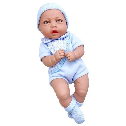 Пупс Munecas Manolo Dolls Noa, 47 см, 1109 кукла младенец manolo dolls мягконабивной canguros 30см 4500