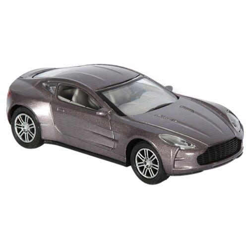 Купить Легковой автомобиль Handers Aston Martin DB9 (HAC1602-002) 1:43 14 см серый, Машинки и техника