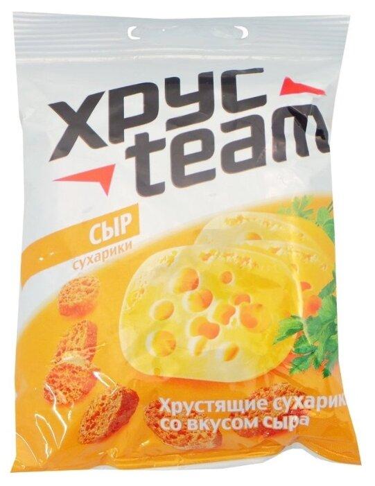 ХРУСteam Багет со вкусом сыра, 40 г