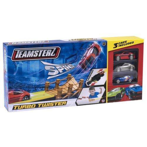 Купить Трек HTI Teamsterz Turbo Twister, Детские треки и авторалли