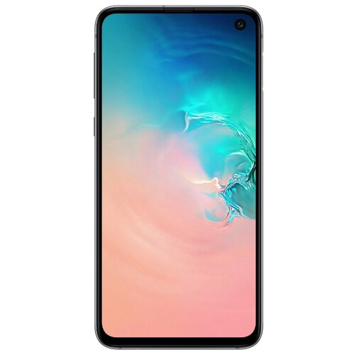 Смартфон Samsung Galaxy S10e 6/128GB перламутр (SM-G970FZWDSER) смартфон samsung galaxy s10e 128gb аквамарин