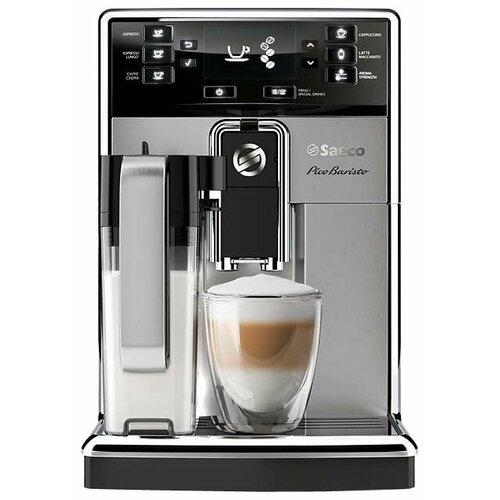 Кофемашина Saeco HD 8928 PicoBaristo нержавеющая сталь кофемашина philips saeco hd 8829 09