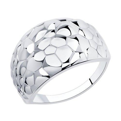 Diamant Кольцо из серебра 94-110-00715-1, размер 19