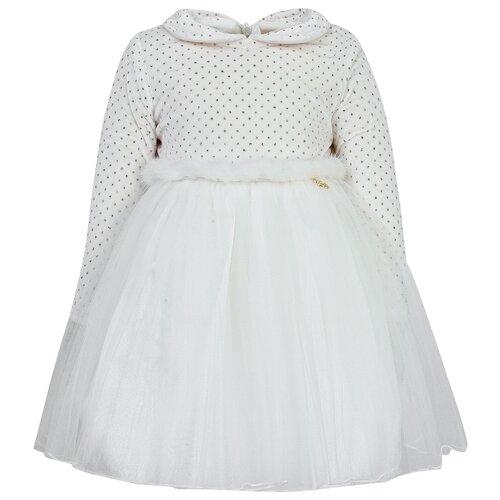 Платье Blumarine размер 68, кремовый