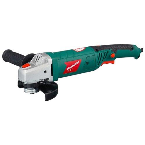 Фото - УШМ Hammer USM 1200 E, 1200 Вт, 125 мм ушм hammer usm710d 710 вт 125 мм