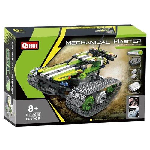 Купить Электромеханический конструктор QiHui Mechanical Master 8015 Вездеход, Конструкторы