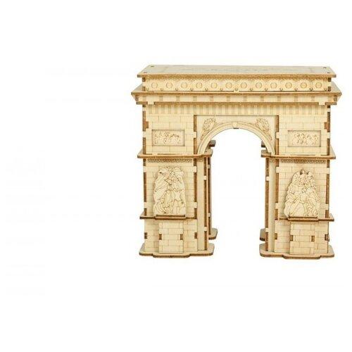 Купить 3D деревянный конструктор Robotime Триумфальная арка, Сборные модели