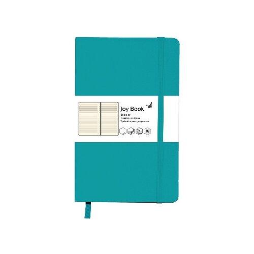 Купить Блокнот Канц-Эксмо Joy Book. Бирюзовый А5, 96 листов (БДБЛ6962922), Блокноты