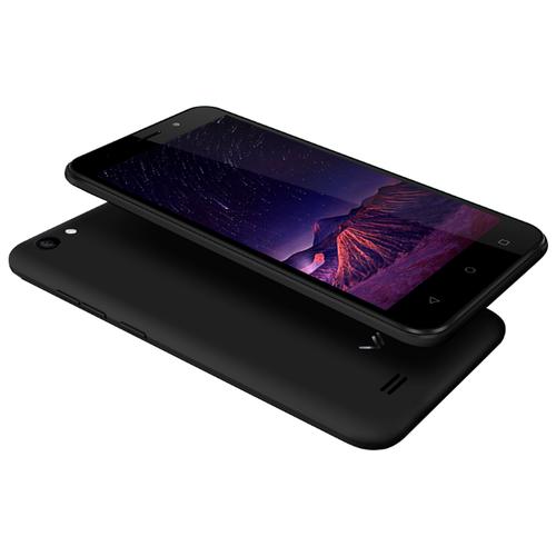 Смартфон VERTEX Impress Luck NFC (4G) глубокий графит цена 2017