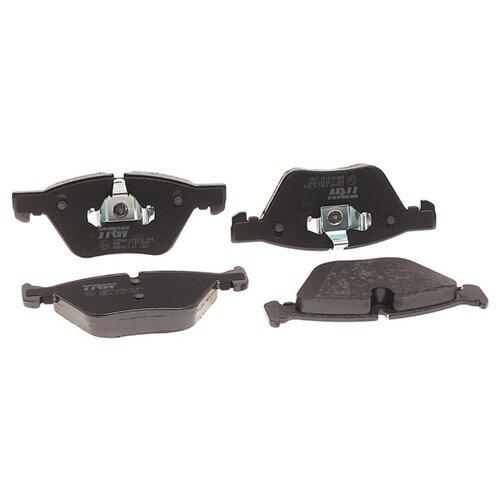 Фото - Дисковые тормозные колодки передние TRW GDB1810 для BMW 1 series, BMW 3 series (4 шт.) дисковые тормозные колодки передние ferodo fdb4446 для mazda 3 mazda cx 3 4 шт
