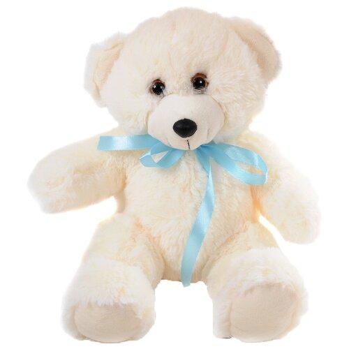 Купить Мягкая игрушка Крымская мягкая игрушка Мишка Медок молочный 32 см, Мягкие игрушки