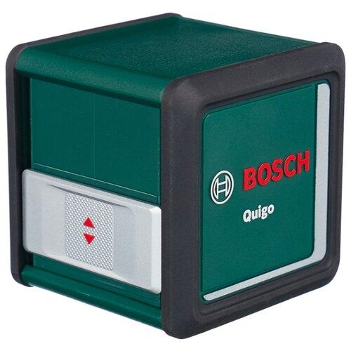 Лазерный уровень BOSCH Quigo (0603663521)