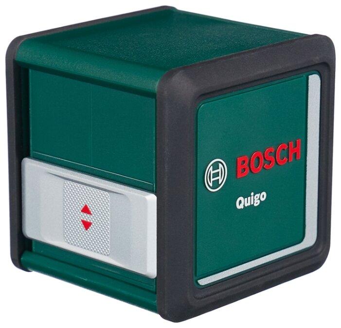 Лазерный уровень BOSCH Quigo III (0603663521)