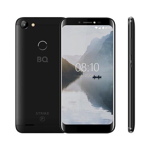 Смартфон BQ 5514G Strike Power черный смартфон