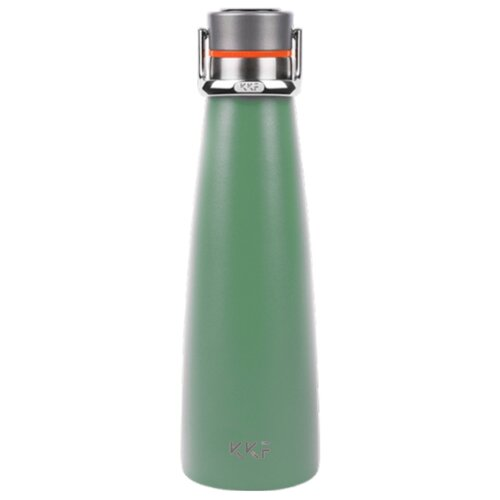 Термос Xiaomi KKF Smart Vacuum Bottle с OLED-дисплеем 475мл Зеленый