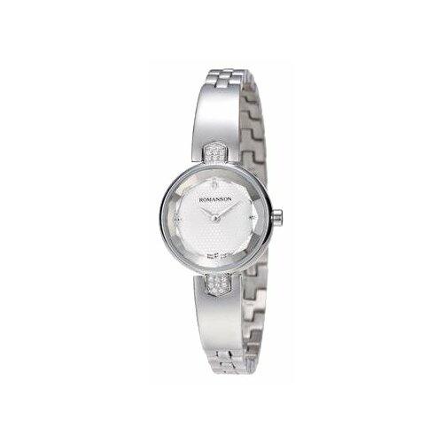 Наручные часы ROMANSON RM6A04QLW(WH) наручные часы romanson rl3239lg wh wh