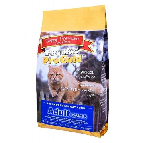 Корм для кошек Frank's Pro Gold (3 кг) Adult Cat 32/18 3 кг