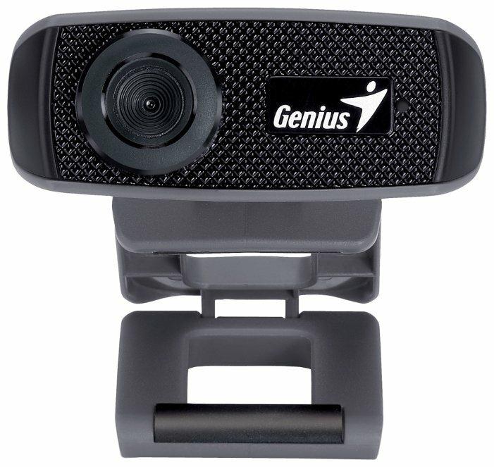 Web-камера Genius FaceCam 1000X V2 black