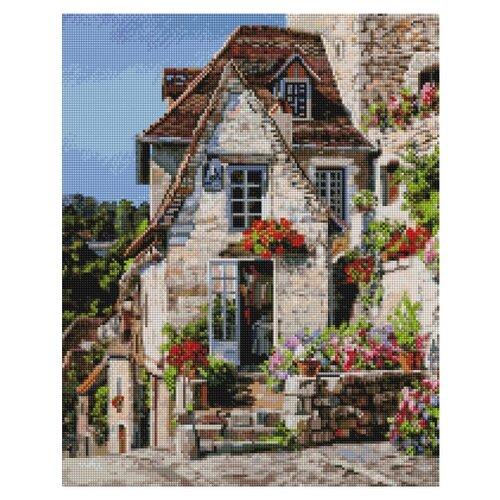 Купить Белоснежка Набор алмазной вышивки Франция. Ракамадур (387-ST-S) 40x50 см, Алмазная вышивка