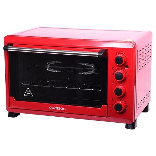 Мини-печь Oursson MO3815/RD красный