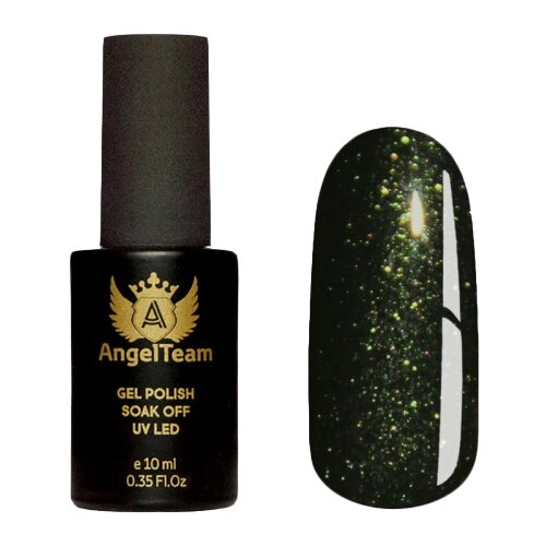 Гель-лак для ногтей AngelTeam Звездное небо, 10 мл, Исида