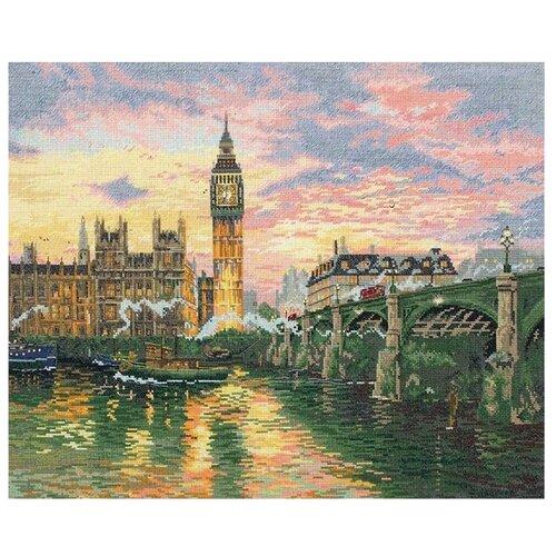 Купить Maia Набор для вышивания Лондон 35 x 45 см (01173-5678000), Наборы для вышивания