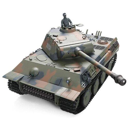 Танк Heng Long 3819-1 UpgA V6.0 52 см хаки