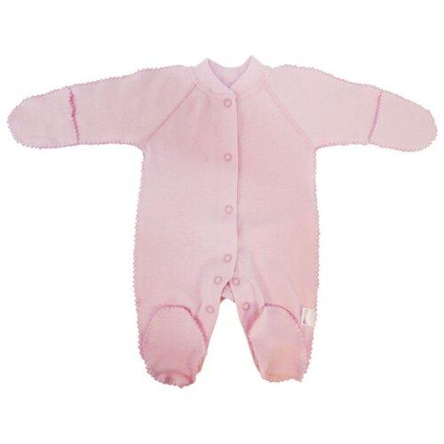 Купить Комбинезон Папитто размер 56, розовый, Комбинезоны