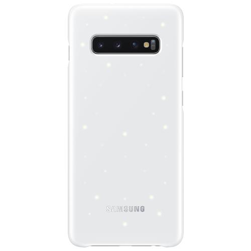 Чехол Samsung EF-KG975 для Samsung Galaxy S10+ белый