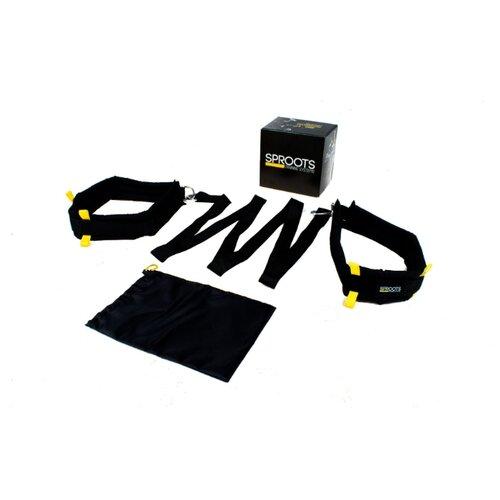 Тренажер для ног SPROOTS Система для тяги черный