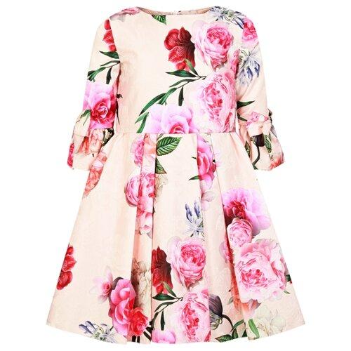 Платье David Charles размер 104, розовый