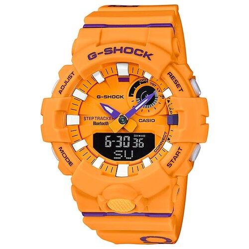цена Наручные часы CASIO G-Shock GBA-800DG-9A онлайн в 2017 году
