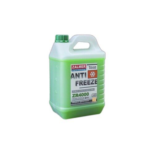 Антифриз Zalmer LLC ZR 4000 G11 (зеленый) 5 кг