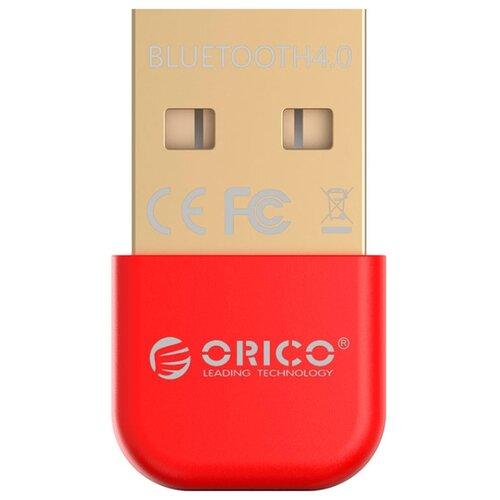 Bluetooth адаптер ORICO BTA-403 красный