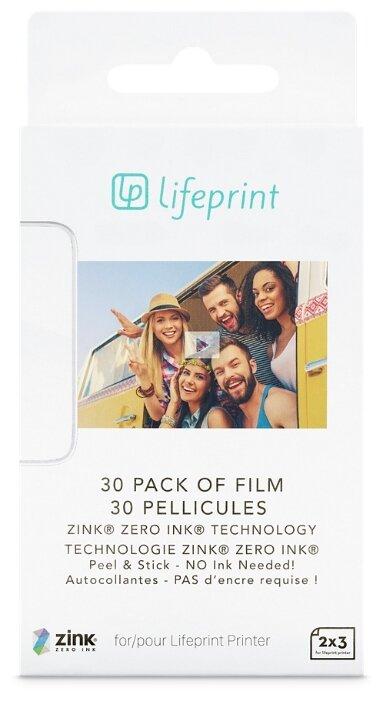 Фотобумага Lifeprint Photo Paper Sticky Back (PH03)