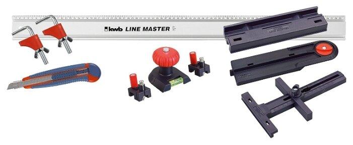 Направляющая 800 мм kwb LINE MASTER 7839-08