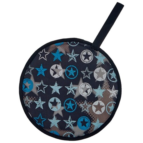 Ледянка ECOS 5983 черный/синий со звездами