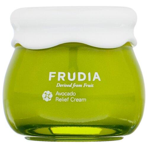 Frudia Avocado Relief Cream Восстанавливающий крем для лица с экстрактом авокадо, 55 г