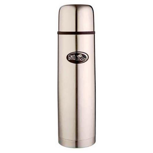 Классический термос Biostal NB-750 2 пробки (0,75 л) стальной термос biostal 0 75 л nb 750 к2