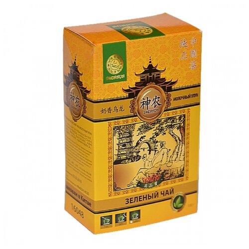 цена на Чай зеленый Shennun Молочный улун, 100 г