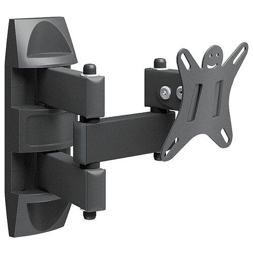 Фото - Кронштейн на стену Holder LCDS-5039 металлик кронштейн holder lcds 5045 металлик
